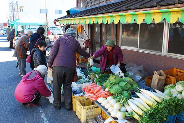 六斉市(ろくさいいち)