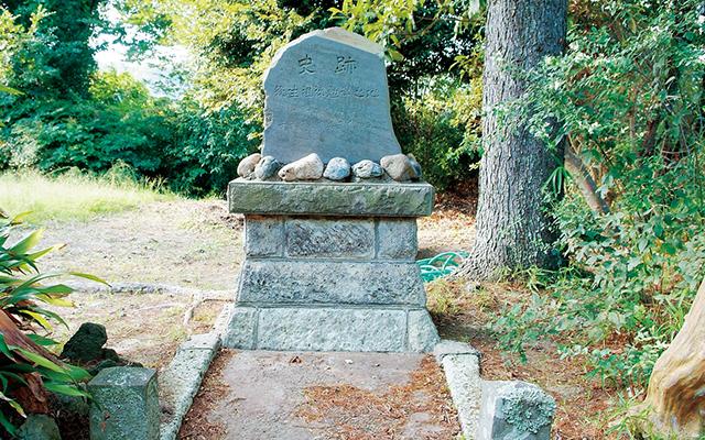 荻生徂徠勉学の地/荻生徂徠母の墓